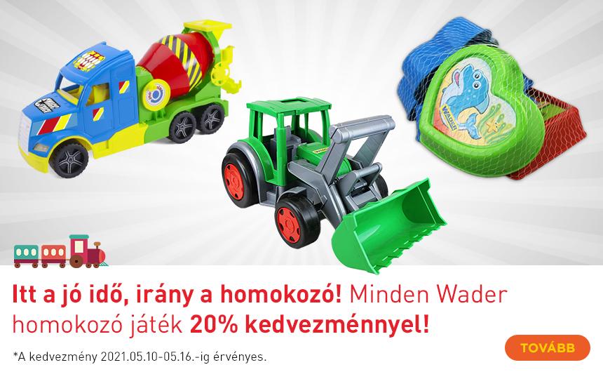 Wader 0510-akcio