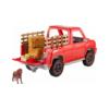 Barbie Sweet Orchard Farm autó babával és kiegészítőkkel