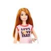 Barbie baba vörös Farmer lány kiegészítőkkel