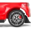 Bébitaxi Mercedes - AMG C63 Coupe 3 az 1-ben piros