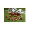 Majorette FC Bayern focista fém kisautó + kártya David Alaba Audi A1