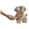 Fado interaktív plüss kutya