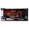 Fast & Furious fém autó Custom Peterbilt 1:24