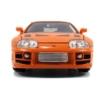Fast & Furious fém autó Toyota Supra Brian 1:24
