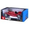 Fém autó Alfa Romeo 8C 2300 Spider Touring 1932 piros 1:18