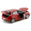 Fém autó Alfa Romeo Giulietta piros 1:24