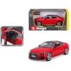 Fém autó Audi RS 5 Coupé piros 1:24