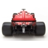 Fém autó F1 Ferrari SF18 Kimi Raikkönen piros 1:18