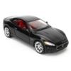 Fém autó Maserati GranTurismo 2008 fekete 1:24 Bburago