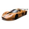 Fém autó Maserati MC12 narancssárga 1:24