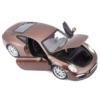 Fém autó Porsche 911 Carrera S bronz-barna 1:24 Bburago