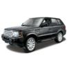 Fém autó Range Rover Sport fekete 1:18