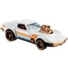Fém kisautó Chrome 1968 Corvette Gas Money Garage Hot Wheels