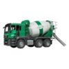 Játékautó MAN betonkeverő teherautó műanyag Bruder 1:16