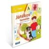 Játékos tanulás interaktív foglalkoztató hangoskönyv kiegészítő