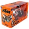 KTM 450 SX-F fém Cross motor 1:10