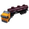 Kamion sárga fém üzemanyagtartállyal 1:64