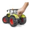 Kisautó Traktor Claas Axion 950 műanyag Bruder 1:16