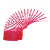Magic Spring lépcsőjáró rugó műanyag metál piros színben