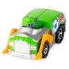 Mancs őrjárat fém autó Recycle Rocky járműve zöld