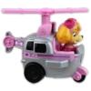 Mancs őrjárat jármű műanyag Skye rózsaszín helikopter