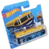 Mattel Hot Wheels fém kisautó Surfin' School Bus