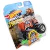 Monster Trucks Will Trash It All kisautó műanyag narancssárga Hot Wheels