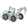 Munkagép építőjáték 160 db-os szerszámokkal fém Eitech
