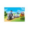 Playmobil 1.2.3 Állatos vonat figurákkal 9 db-os - 70405