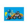 Playmobil Munkagép 25 db-os