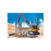 Playmobil City Action Épületbontás lánctalpas járművel 93 db-os - 70442