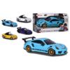 Porsche 911 GT3 RS autó és hordozó + 1 autó
