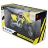 Suzuki RM-Z 450 fém motor műanyag borítással 1:12