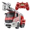 Távirányítós Mercedes-Benz Antos Tűzoltóautó 1:20
