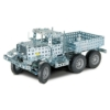 Teherautó építőjáték 730 db-os szerszámokkal fém Eitech