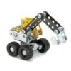 Trailer és munkagép építőjáték 375 db-os szerszámokkal fém Eitech