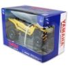 Yamaha YXZ 1000R Buggy sárga