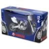 Yamaha YZ450F fém motor műanyag borítással 1:12