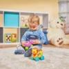 ABC tologatós oroszlán fény és hangeffektekkel műanyag