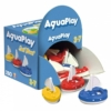 AquaPlay vitorláshajó sárga - 282