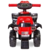 Bébitaxi Mini Raptor quad hanggal piros