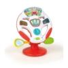 Clementoni Baby interaktív kormánykerék fény és hangeffektekkel műanyag