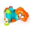 Clementoni Clemmy soft Dod & Puppy puha bébi építőkocka kutyussal