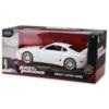 Fast & Furious Brian's Toyota Supra fém autó 1:24