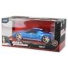 Fast & Furious Ford GT fém autó 1:24