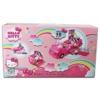 Hello Kitty Party limuzin kiegészítőkkel műanyag