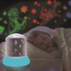 Jégvarázs 2 projektor forgó éjszakai fénnyel