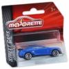 Majorette Chevrolet Camaro fém kisautó kék 1:64