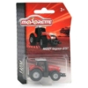 Majorette Massey Ferguson 8737 fém traktor piros 1:64