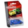 Majorette Renault Trafic fém kisautó kék 1:64